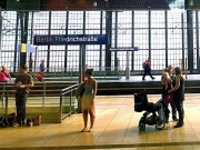 Bald soll der Bahnhof Friedrichstraße wieder so aussehen wie früher. (Foto: zoetnet)