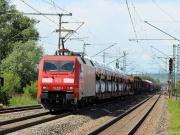 Die Bahn fährt bald zweigleisig und mit Oberleitung Richtung Stettin.