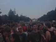 Hanfparade 2015 am Brandenburger Tor (Foto: Joseph Braun)
