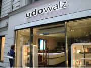 Der 30 Jahre alte Flagship-Store am Kufürstendamm 29 in Berlin Charlottenburg ist Udo Walz (71) nicht mehr groß genug, ein neuer soll dazukommen Foto: Kurt Schmidt