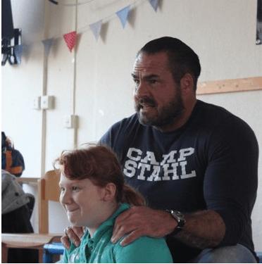 Camp Stahl Pfarrer Sagt Danke Aber Schulamt Gegen Fack Ju Göhte