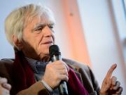Hans-Christian Ströbele ist mit seinen 76 Jahren das älteste Mitglied der Bundestagsfraktion der Grünen. (Foto: flickr/Heinrich-Böll-Stiftung)
