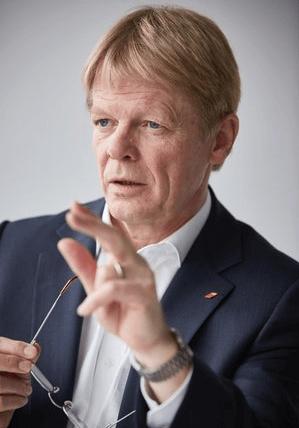 DGB-Bundesvorsitzender Reiner Hoffmann (60, SPD) will Mindeslohn für Flüchtlinge ohne Ausnahme. (Foto: DBG/ChristophMichaelis).
