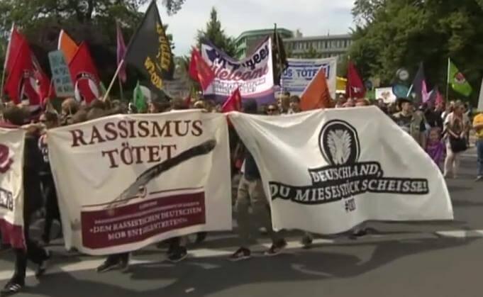 """Jusos """"Deutschland, du mieses Stück Scheiße"""" ist verdiente Beleidigung"""