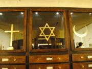 """Im """"House of One"""" am Petriplatz in Berlin Mitte sollen künftig Muslime, Christen und Juden gemeinsam beten. (Foto: flickr/ Oh-Berlin.com)"""