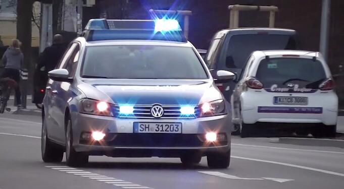 Illegale Ausländer können in Kiel straffrei klauen