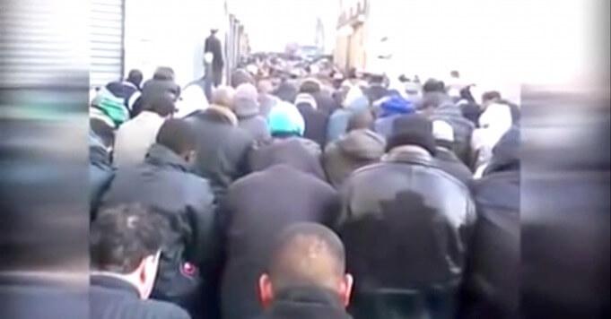 Silvesternacht Muslime testen unseren Willen zum Widerstand