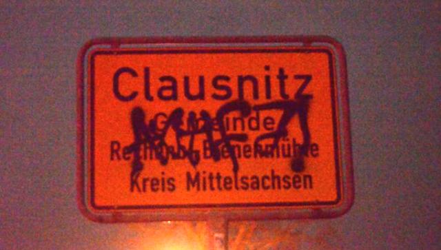 Clausnitz Antifa
