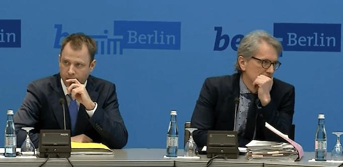 In Berlin entstehen 90 neue Fertighäuser und Containerdörfer
