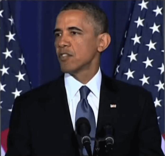 Beim Nukleargipfel in Washington am Freitag warnte US-Präsident Barack Obama eindringlich vor der Gefahr, dass Atommaterial in die Hände des IS gelangen könnte (Foto: Youtube)