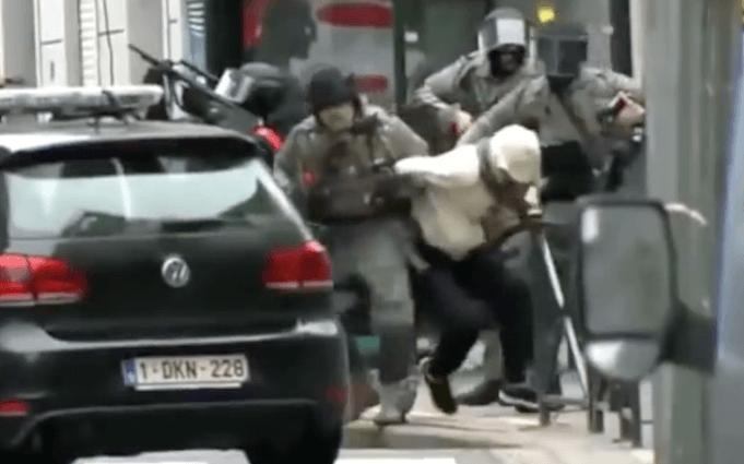 Salah Abdeslam festnahme molenbeek