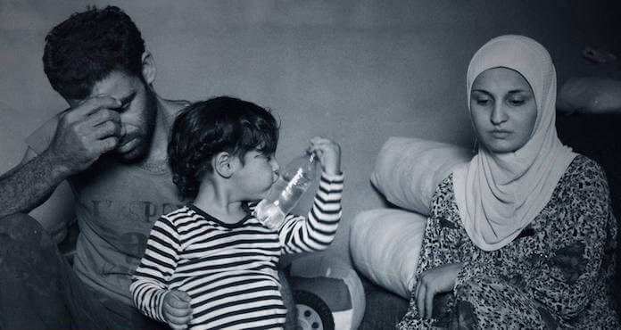 Statt Flucht verkaufen syrische Familien ihre Töchter für 2.000 Euro für ein angebliches besseres Leben in die Türkei - da landen viele Mädchen auf dem Strich oder werden zwangsverheiratet (Foto: Unicef)