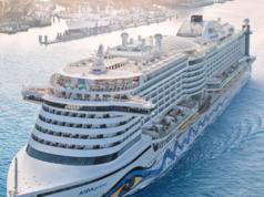 Die AIDAprima ist das elfte Kreuzfahrtschiff der Rostocker Reederei AIDA Cruises und das weltweit erste mit einem Flüssiggas-Verbrennungsmotor (Foto: AIDA.de)