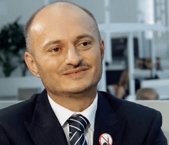 Der Hochschullehrer und Chef des tschechischen Anti-Islam-Bündnisses Dr. phil. Martin Kovicka hat angekündigt, eine Alternative für Tschechien nach dem Vorbild der Berliner AfD zu gründen (Foto: Youtube)