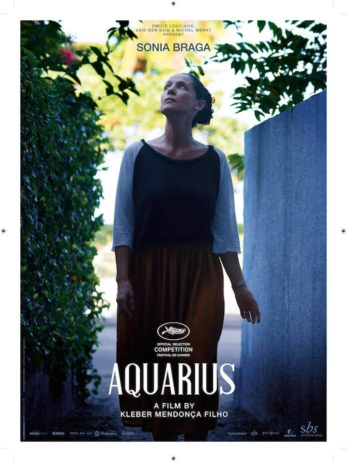 Aquarius brings Brazil right into the cinemas of Cannes (Foto: official pressfoto)