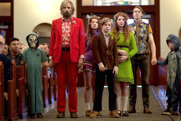 Captain Fantastic: the surpreise in Cannes (Foto: oficial pressfoto)