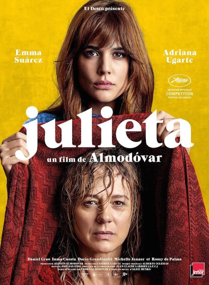 Filmpsoter of Julieta (Foto: offizielles Pressefoto)