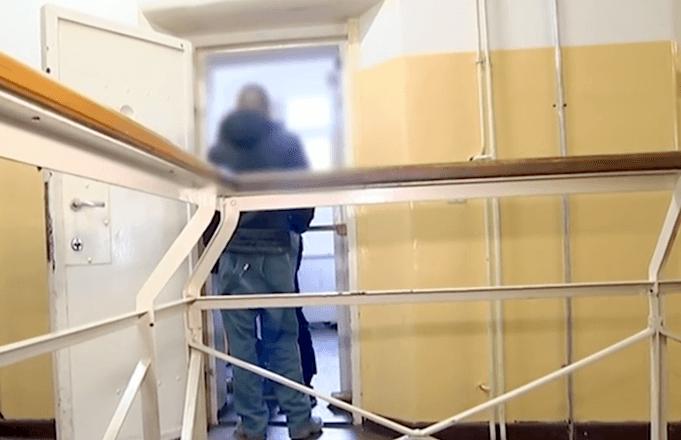 Flüchtlinge Jugendgefängnis JVA Wiesbaden