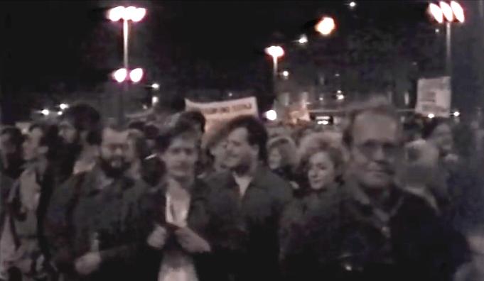 Marc Friedrich Leipzig 1989