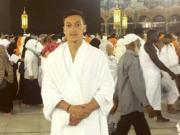 Mesut Özil nach Mekka gepilgert