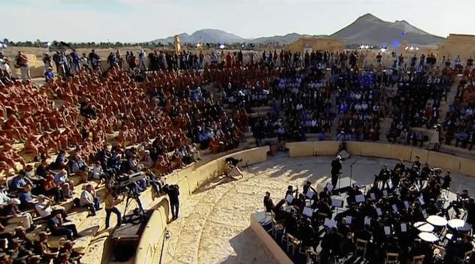 Orchester Mariinski-Theater Palmyra