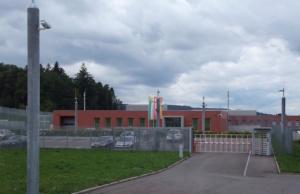 Das unterirdische belgische SWIFT-Rechenzentrum in der Schweiz, über das Banken angeblich sicher kommunizieren und transferieren können (Foto: Wikipedia/Kecko-Flickr)