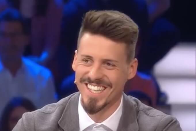 Sandro Wagner Luca-Marie Wagner