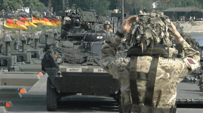 Cyber-Angriff reicht für Nato-Krieg gegen Russland