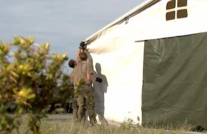 Deutsche Soldaten Flüchtlingshilfe