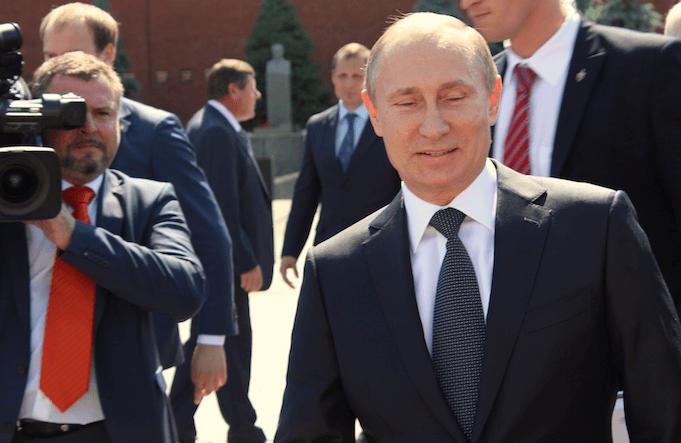 EU verlängert Sanktionen gegen Russland Wladimir Putin