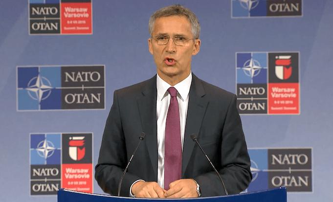 Jens Stoltenberg Cyber-Angriff reicht für Nato-Krieg gegen Russland