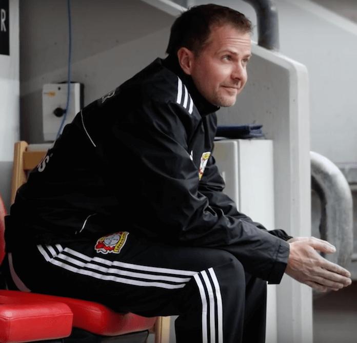 Gegen den einstigen Nachwuchs-Cheftrainer vom Profi-Fußballverein Bayer 04 Leverkusen wurde kurz vor dessen Tod am 8. Juni 2016 wegen Kindesmissbrauchs ermittelt (Foto: Youtube)