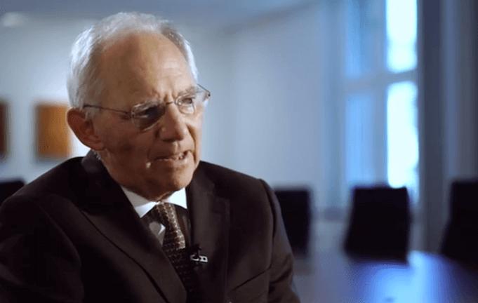 Wolfgang Schäuble Inzucht Degeneration