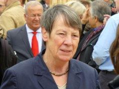 Bundesbauministerin Barabara Hendricks (SPD) scheiterte mit ihrem Gesetztesentwurf zur Steuerentlastung von Bauträgern (Foto: Wikipedia/Jakob Gottfried - eigenes Werk/CCBY-SA3.0)