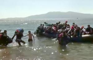 Türkei offene Grenzen Flüchtlinge