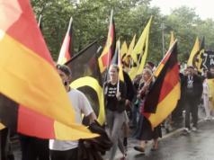 Verfassungsschutz AfD Identitäre Bewegung