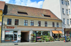 Das Wohn- und Geschäftshaus Alt-Köpenick 36 überlebte sogar den Dreißigjährigen Krieg und feiert in diesem Jahr seinen 400. Geburtstag (Foto: commons.wikimedia.org/KviKK/Eigenes Werk/CC-BY-SA-4.0)