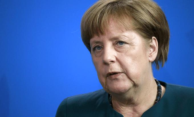 Angela Merkel Islamistischer Terrorismus