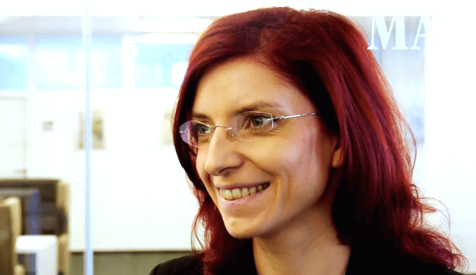 Diana Golze hinter Ronald Pofalla