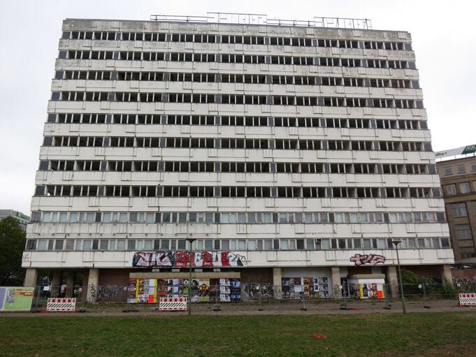 Haus der Statistik in central Berlin. Source.