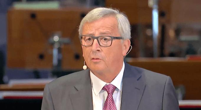 Jean-Claude Juncker Grenzen