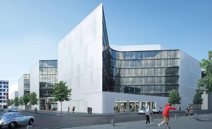 neue zalando zentrale am ostbahnhof f r 100 millionen euro. Black Bedroom Furniture Sets. Home Design Ideas