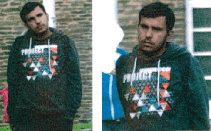Mit diesen Bildern fahndet die Polizei nach dem Syrer Jaber Albakr (22). Er soll Kontakte zum IS haben und einen Sprengstoffanschlag in Chemnitz oder Berlin vorbereitet haben (Fotos: Polizei Sachsen)
