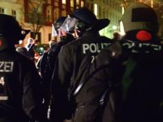 Beamte verlassen Berliner Polizeidienst