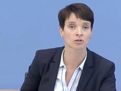 Frauke Petry AfD Rentenversicherung Selbstständige