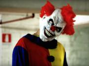 Die Grusel-Clown-Welle aus den USA hat in den letzten Tagen auch Potsdam, Gelsenkirchen, Rostock und Greifswald erreicht (Foto: Youtube)