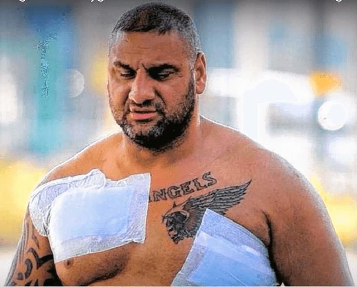 Im Sommer 2014 wurde Aygun Mucuk bei einem Putschversuch gegen seinen Ex-Boss Schnitzelwalter aus Frankfurt bei einer Schießerei vor einem Frankfurter Bordel verletzt, nun wurde er hingerichtet (Foto: Youtube(SPIEGEL Panorama)