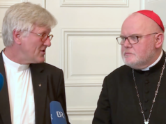 Kirchenführer Schutz von Christen