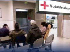 Pfleger und Ärzte berichten über eine zunehmende Aggressivität in Notaufnahmen in Berlin und Brandenburg (Screenshot: rbb aktuell)