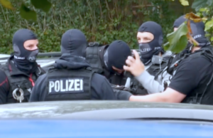 SEK Tschetschenen Razzien Terrorverdacht